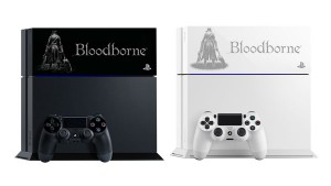 PlayStation 4 Bloodborne Edition